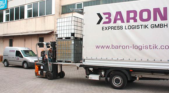 Für die logistische Komponente Ihres Geschäfts